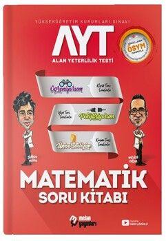 Metin Yayınları 2021 AYT Matematik Soru Kitabı