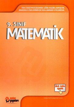 Metin Yayınları 9. Sınıf Matematik Fasikül Set