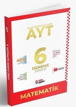 Metin Yayınları AYT Matematik 6 Deneme Sınavı