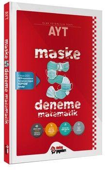 Metin Yayınları AYT Matematik Maske 5 Deneme