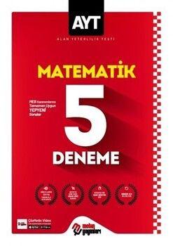 Metin Yayınları AYT Matematik 5 Deneme