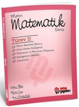 Metin Yayınları Matematik Fasikülleri Türev II