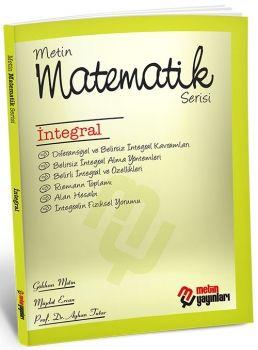 Metin Yayınları Matematik Fasikülleri İntegral