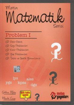 Metin Yayınları Problem 1
