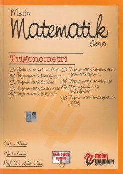 Metin Yayınları Trigonometri