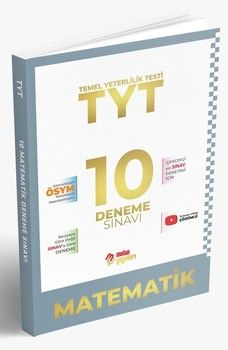 Metin Yayınları TYT Matematik 10 Deneme