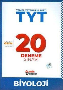 Metin Yayınları TYT Biyoloji 20 Deneme