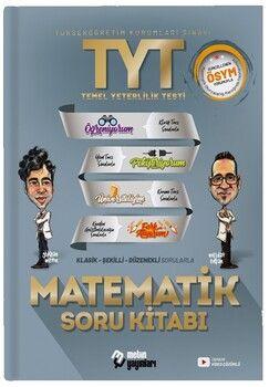 Metin Yayınları TYT Matematik Soru Kitabı