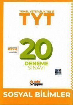 Metin Yayınları TYT Sosyal Bilimler 20 Deneme Sınavı
