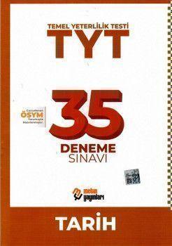 Metin Yayınları TYT Tarih 35 Deneme Sınavı