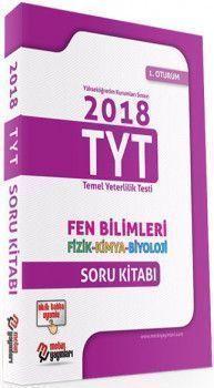 Metin Yayınları TYT Fen Bilimleri Soru Kitabı