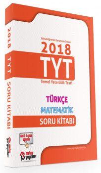 Metin Yayınları YKS 1. Oturum TYT Türkçe Matematik Soru Bankası