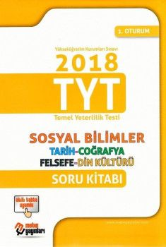 Metin Yayınları YKS 1. Oturum TYT Sosyal Bilimler Soru Bankası