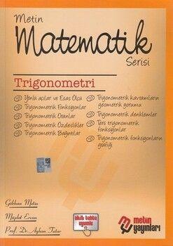 Metin YayınlarıTrigonometri Matematik Serisi Kampanyalı