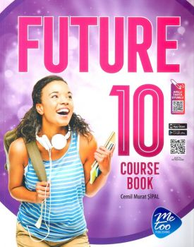 MeToo Publishing 10. Sınıf Future Course Book