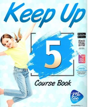 MeToo Publishing 5. Sınıf Keep Up Course Book