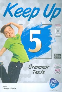 MeToo Publishing 5. Sınıf Grammar Tests