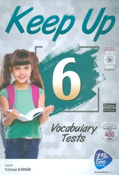 MeToo Publishing 6. Sınıf Keep Up Vocabulary Tests