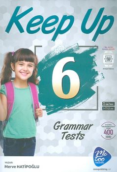 MeToo Publishing 6. Sınıf Grammar Tests