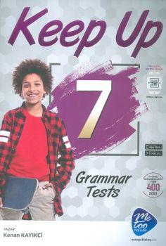 MeToo Publishing 7. Sınıf Keep Up Grammar Test Book
