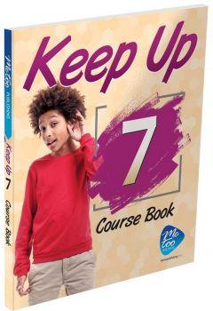 MeToo Publishing 7. Sınıf Keep Up Course Book