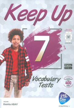 MeToo Publishing 7. Sınıf Keep Up Vocabulary Tests