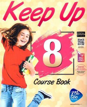 MeToo Publishing 8. Sınıf Keep Up Course Book
