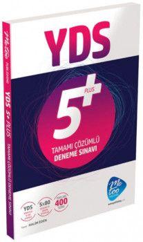 MeToo Publishing YDS 5 Plus Tamamı Çözümlü Deneme Sınavı