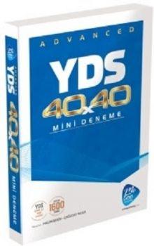 Metoo Publishing YDS Advanced 40X40 Mini Deneme