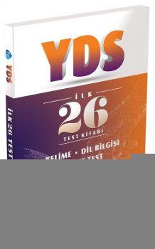 MeToo Publishing YDS İlk 26 Test Kitabı Cloze Test