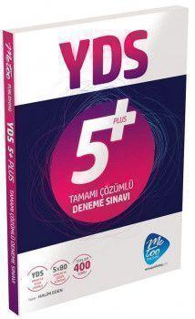 MeToo Publishing YDS Tamamı Çözümlü 5 Deneme Sınavı