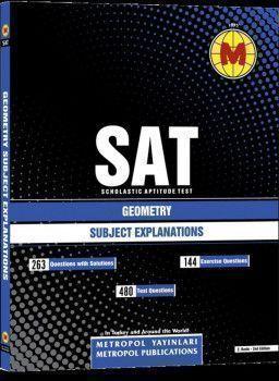 Metropol Yayınları SAT Geometry Subject Explanations