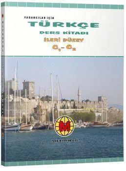 Metropol Yayınları TÖMER Yabancılar İçin Türkçe Öğretim Seti 3 C1 C2