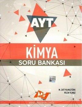 MF Kazanım Yayınları AYT Kimya Soru Bankası