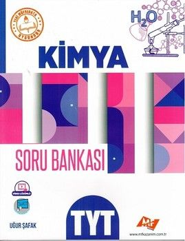 MF Kazanım Yayınları TYT Kimya Soru Bankası