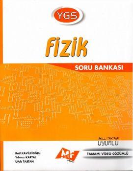 MF Kazanım Yayınları YGS Fizik Soru Bankası