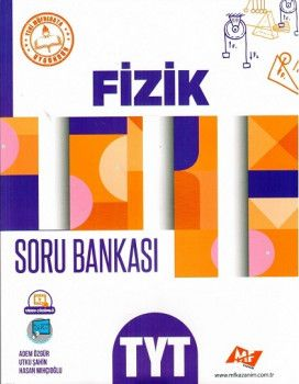 MF Kazanım Yayınları TYT Fizik Soru Bankası