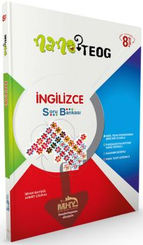 Mikro Hücre Yayınları 8. Sınıf Nano TEOG İngilizce Soru Bankası