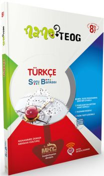 Mikro Hücre Yayınları 8. Sınıf Nano TEOG Türkçe Soru Bankası