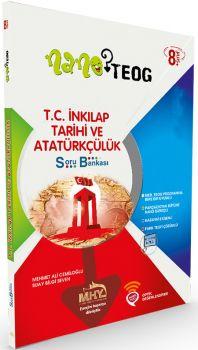 Mikro Hücre Yayınları 8. Sınıf Nano TEOG T.C. İnkılap Tarihi ve Atatürkçülük Soru Bankası
