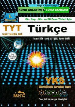 Mikro Hücre Yayınları YKS 1. Oturum TYT Türkçe Kuantum Konu Anlatımı Soru Bankası