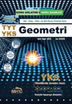 Mikro Hücre Yayınları YKS 1. ve 2. Oturum TYT Geometri Bilgi Soru Süreçli Konu Anlatımı Soru Bankası