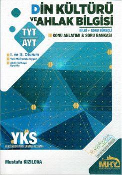 Mikro Hücre Yayınları YKS 1. ve 2. Oturum TYT AYT Din Kültürü Bilgi Süreçli Konu Anlatımı Soru Bankası
