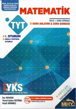 Mikro Hücre Yayınları YKS 1. Oturum TYT Matematik Bilgi Soru Süreçli Konu Anlatımı Soru Bankası