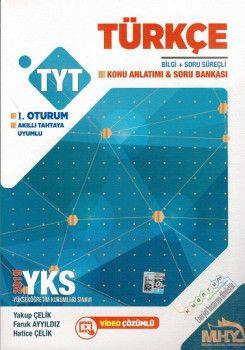Mikro Hücre Yayınları TYT Türkçe Konu Anlatımı Soru Bankası