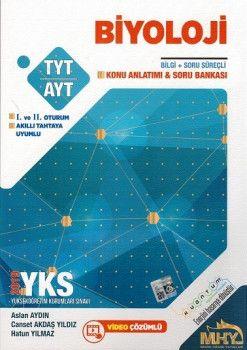 Mikro Hücre Yayınları TYT AYT Biyoloji Konu Anlatımı Soru Bankası