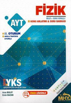 Mikro Hücre Yayınları AYT Kuantum Fizik Konu Anlatımı Soru Bankası