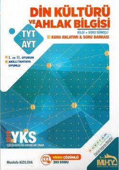 Mikro Hücre Yayınları TYT AYT Din Kültürü ve Ahlak Bilgisi Kuantum Konu Anlatımlı Soru Bankası