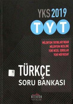 Milenyum Yayınları TYT Türkçe Soru Bankası