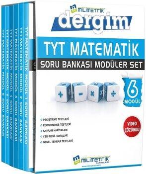 Milimetrik YayınlarıTYT Matematik Sınav KoçuSoru Bankası Seti